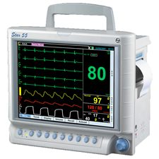 L&T Star 55 Color Patient Monitor