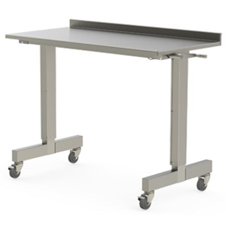 Adjustable Over Operating Tables Instrument And Utility