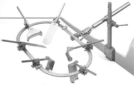 Bookwalter Surgical Retractor Set Surgical Retractors