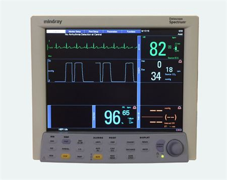 Mindray / Datascope Spectrum Patient Monitor