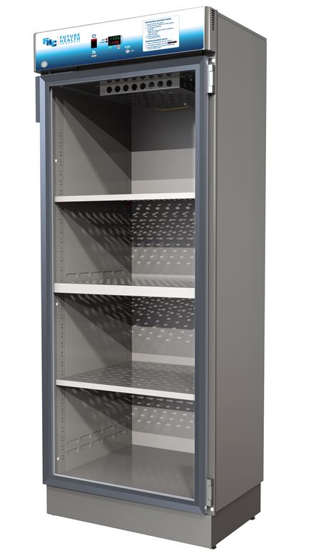 Single Door Warmer ~ Fhc full size single glass door blanket warmer fluid or