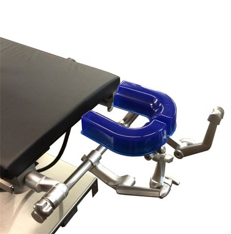 Fhc Horseshoe Headrest With Traction Bar Surgical Table
