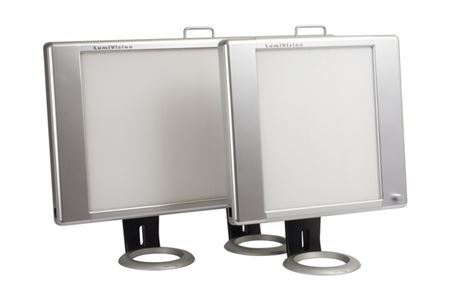 New Maxant Techline X Ray Illuminator view box 4 over 4   eBay