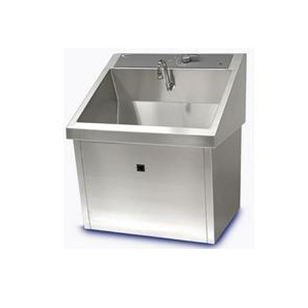 Fhcss32 Ir Single Scrub Sink Scrub Sinks Future Health