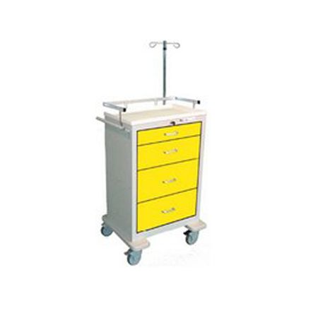 Infection / Isolation Cart Accessory Package for Traditional Steel Unicarts