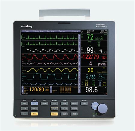 Mindray Datascope Passport V Patient Monitor Patient