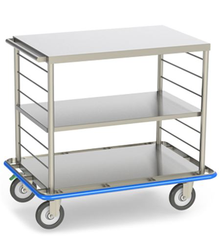 Open Case Cart