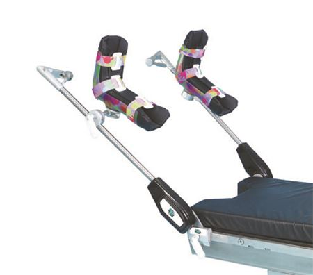 Pediatric EZ-Lift Assist Kids Stirrups