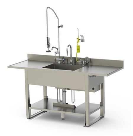 Single Processing Sink