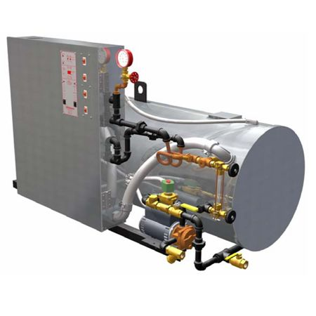 Reimers Steam Boiler 100KW Generator RERH-100 - Reimers Steam ...
