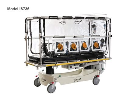 Savion Isolation stretcher IS736